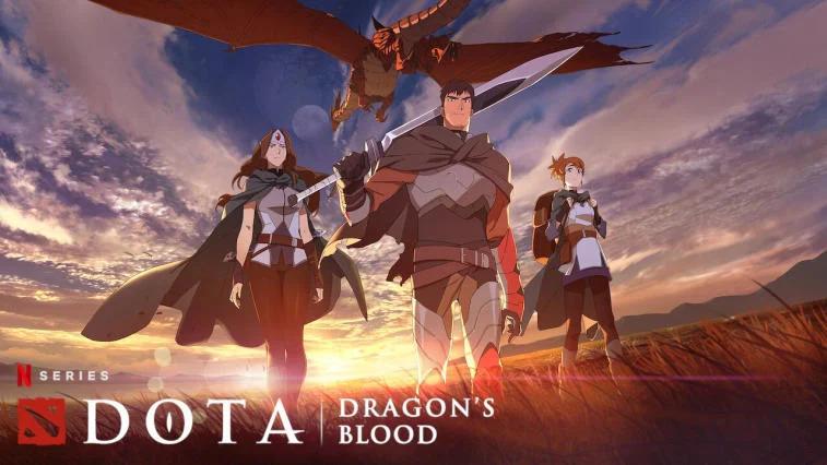 Dota Anime na Netflix