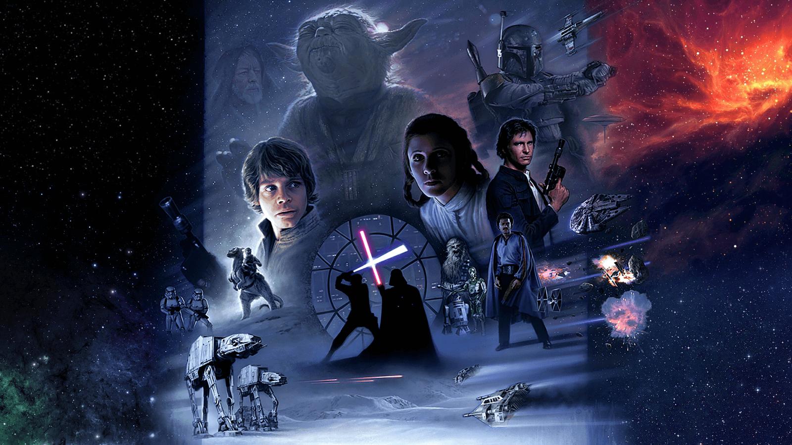 Star Wars: O Império Contra-Ataca completa 40 anos!