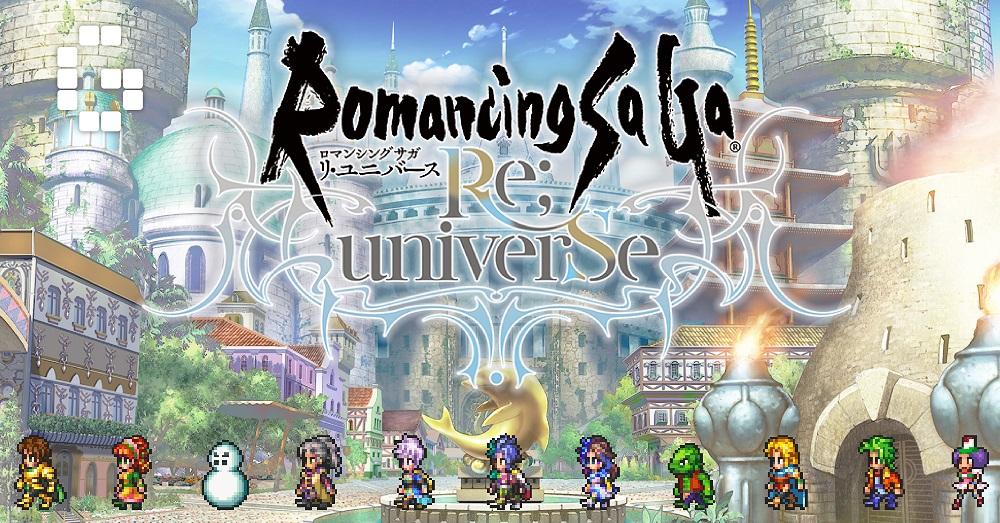 Romancing SaGa Re;univerSe em acesso antecipado no Android