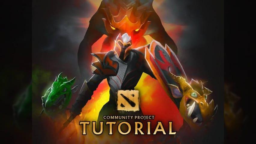 Comunidade do Dota2 prepara tutorial de boas-vindas!